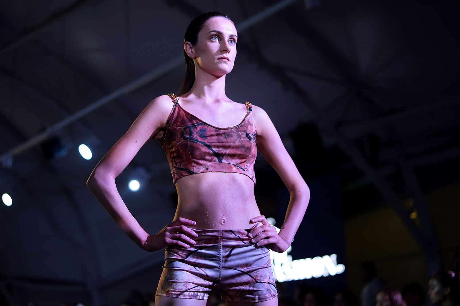 Photography at Pacific Runway Fashion Event 2016