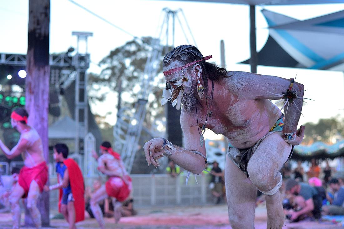 Indigenous Cultures Rainbow Serpent Festival 20th Anniversary